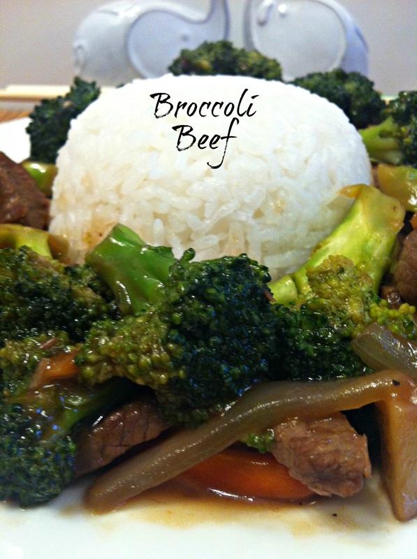 Broccoli Beef ~ The Complete Savorist