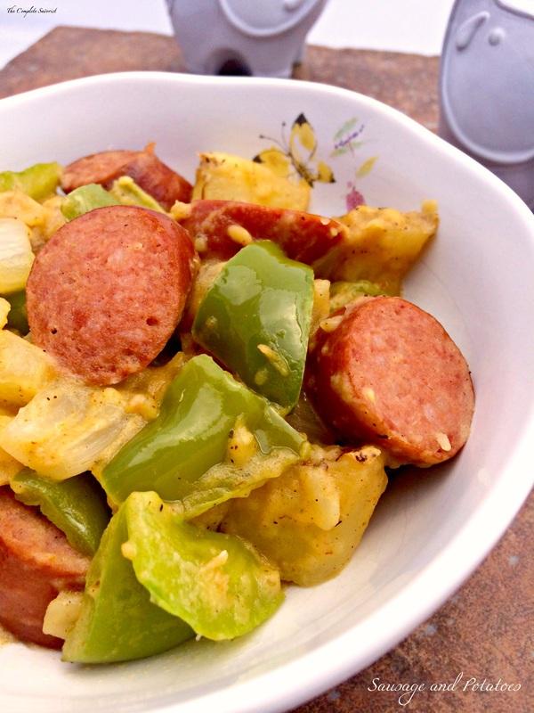 Sausage and Potatoes ~ The Complete Savorist