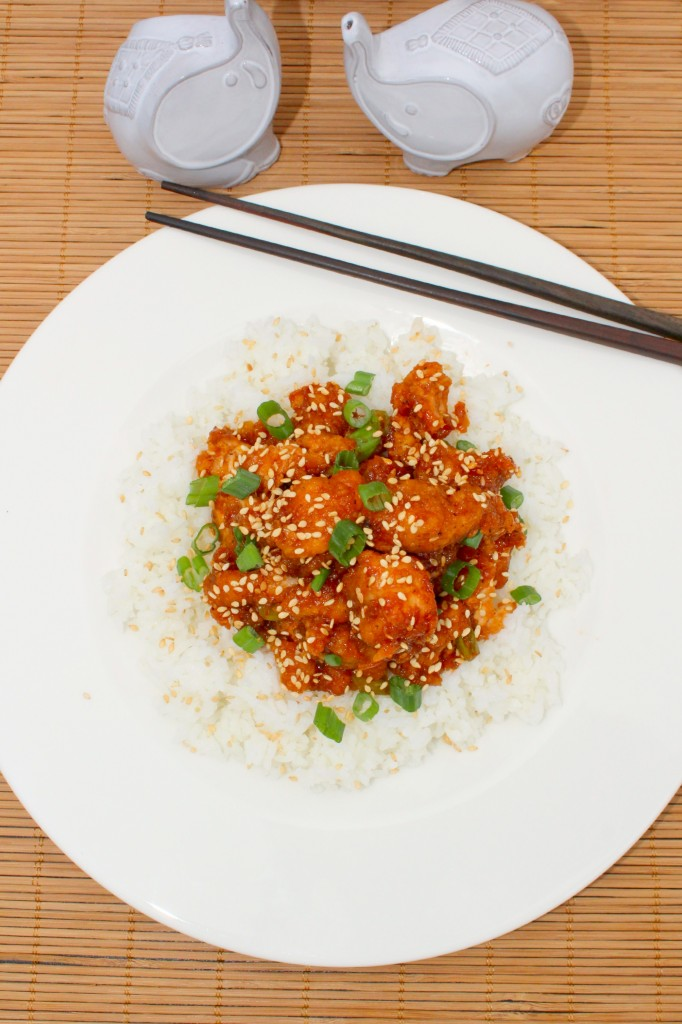 Quick Honey Sesame Chicken ~ The Complete Savorist