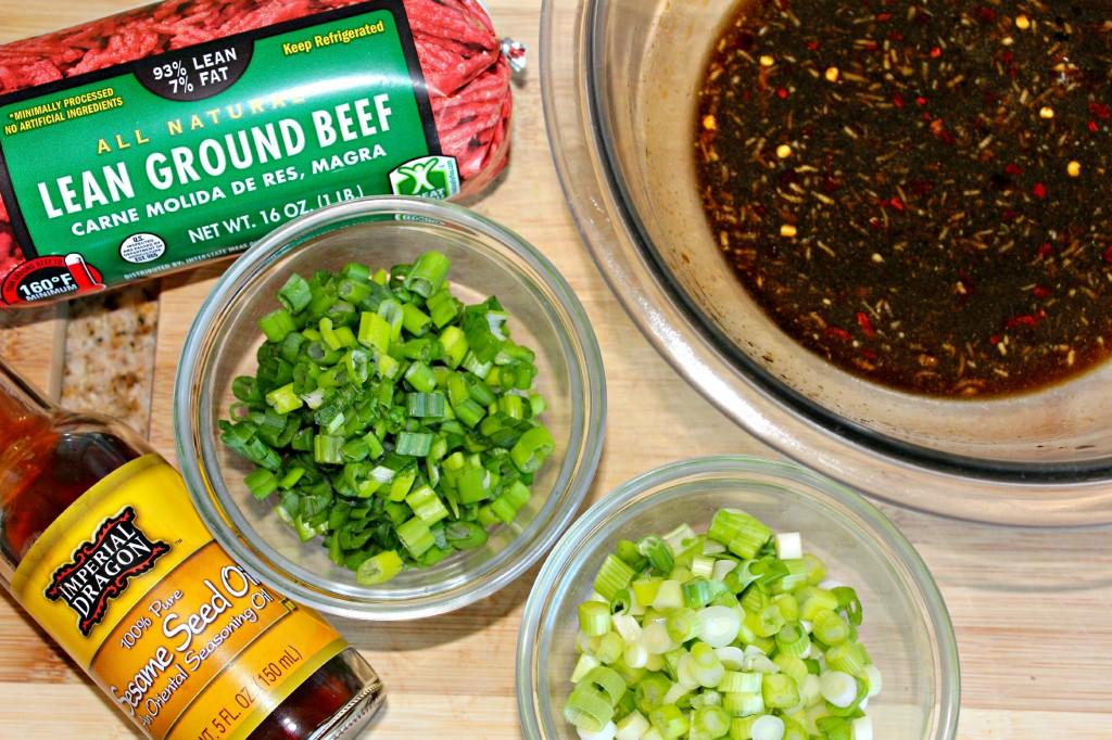 Ingredients for Korean Beef Marinade ~ The Complete Savorist