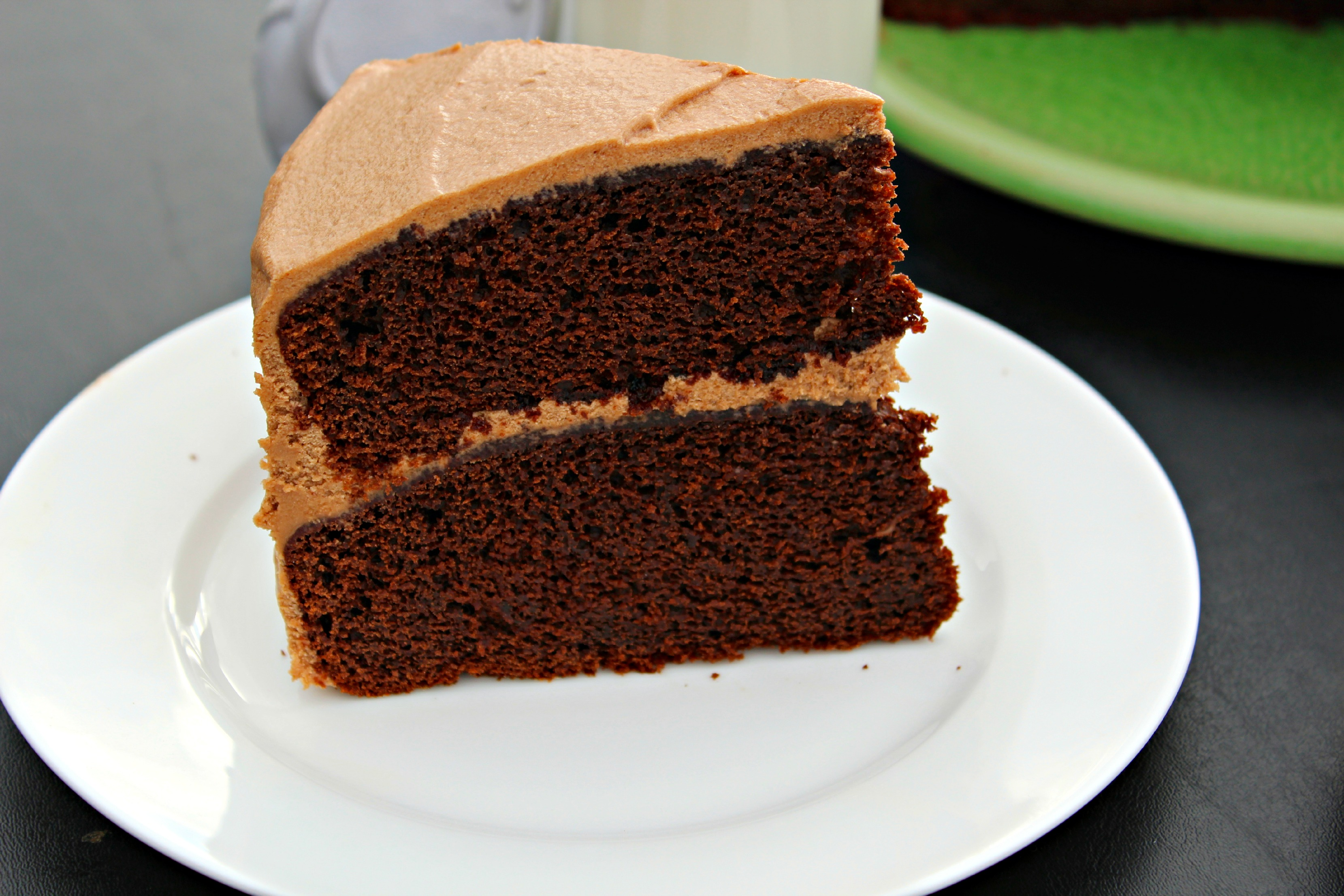 Coffee Lover's Chocolate Mocha Cake - The Complete Savorist