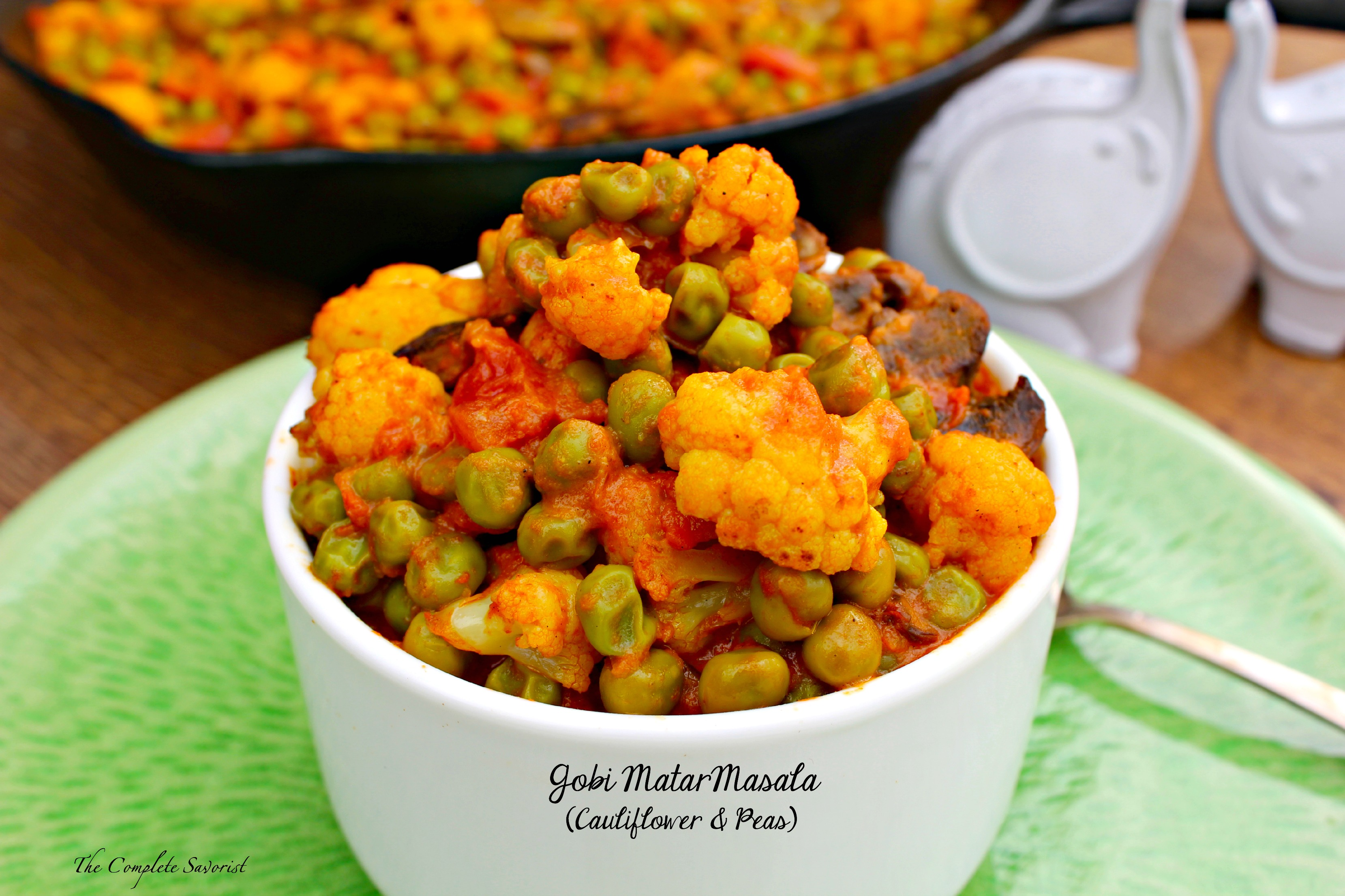 Gobi matar masala cauliflower and peas the complete savorist gobi matar masala cauliflower and peas forumfinder Gallery