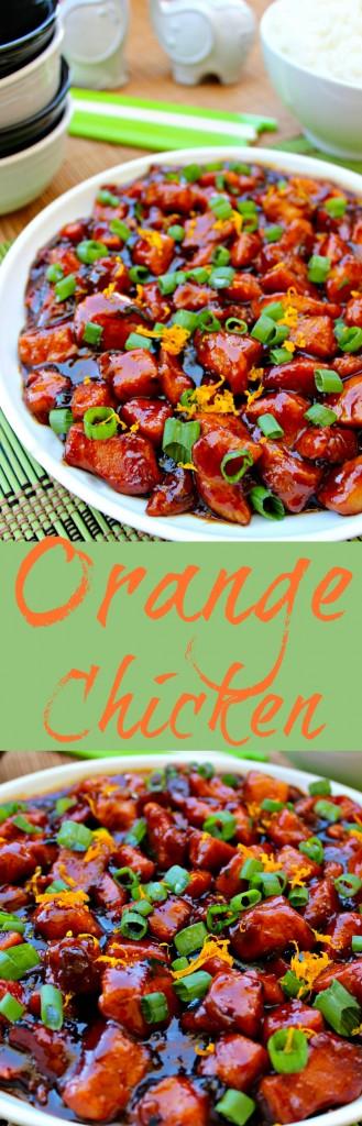 Orange Chicken ~ The Complete Savorist