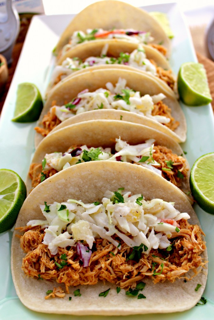 Apr 10,  · Slow Cooker Spicy Honey Lime Chicken made with just five ingredients with just a couple of minutes of effort. Perfect for shredding as chicken carnitas in all your favorite Mexican recipes. We love slow cooker chicken recipes including the most popular recipe on the site, Slow Cooker Brown Sugar Garlic Chicken and Slow Cooker Thai Peanut Chicken.5/5(2).