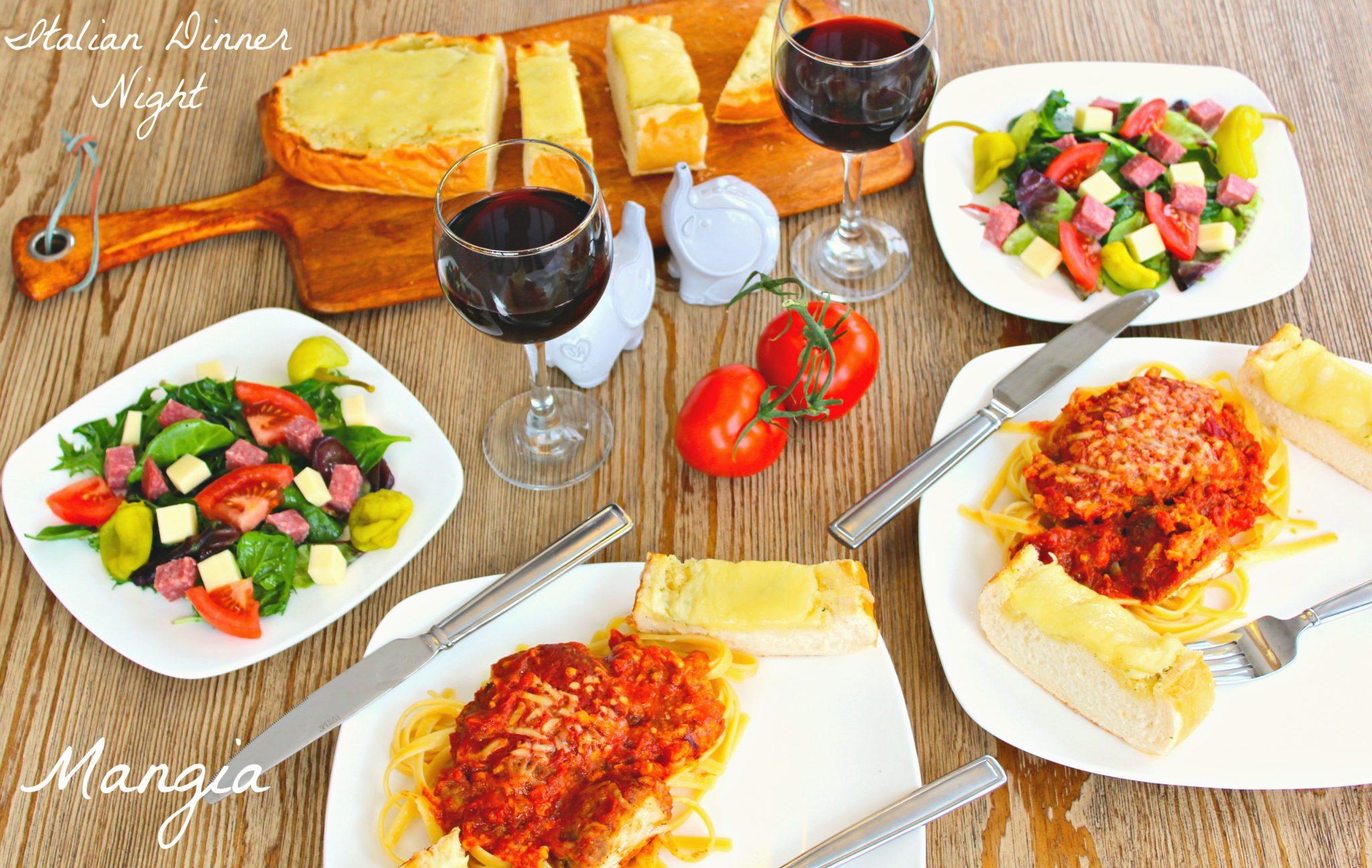 Italian Party Finger Food Recipes