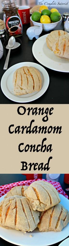 cardamom dutch oven bread with orange cardamom orange cardamom bread ...
