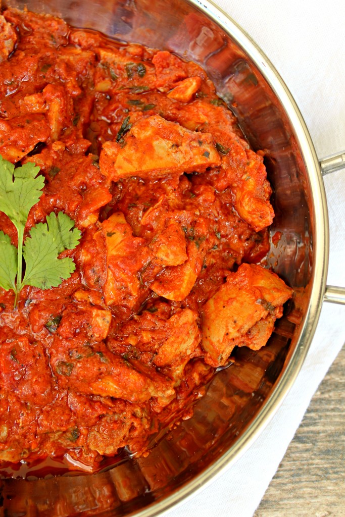 Indian Spiced Butter Chicken ~ Classic Indian chicken dish in a hearty ...