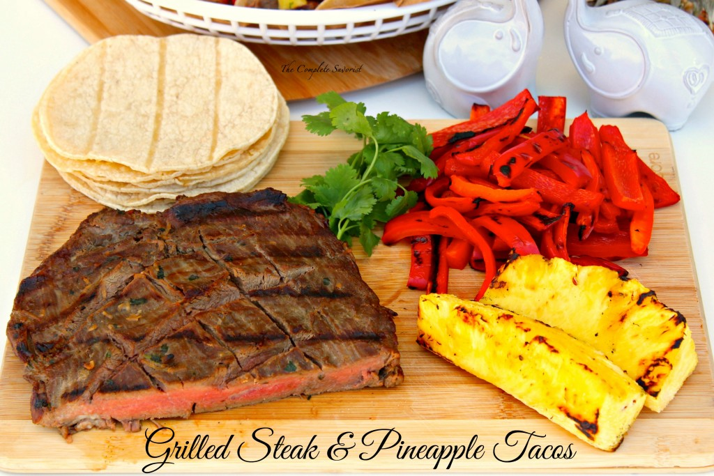 ... tacos grilled steak and pineapple tacos grilled steak and pineapple