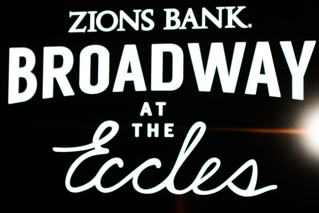 Broadway At The Eccles ~ A fun and enchanted evening on-stage that the luxurious Eccles Theater in downtown Salt Lake City for the upcoming 2017-18 Season ~ The Complete Savorist